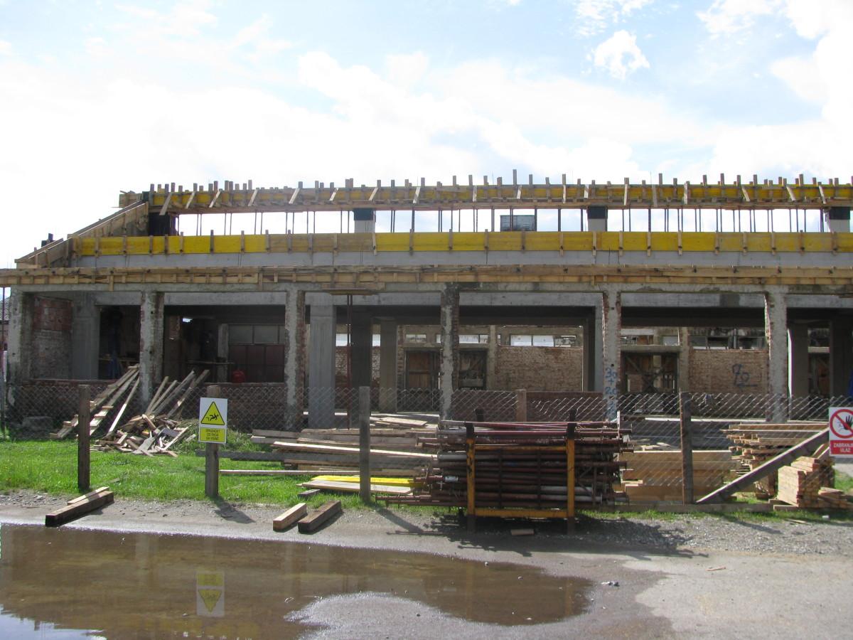 Uspostavljanje regionalnog biznis centra sa biznis inkubatorom na sjeveroistoku Crne Gore