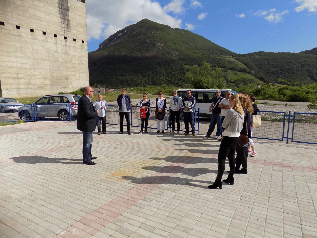 Posjeta Karitasa Barske nadbiskupije RBC Berane, u sklopu projekta prekogranične saradnje O.P.T.I.O.N.