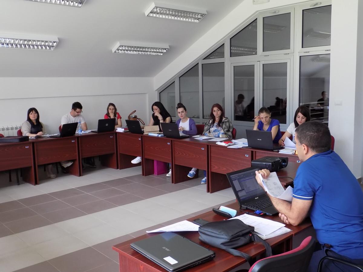 Седмо предавање Института рачуновођа и ревизора ЦГ