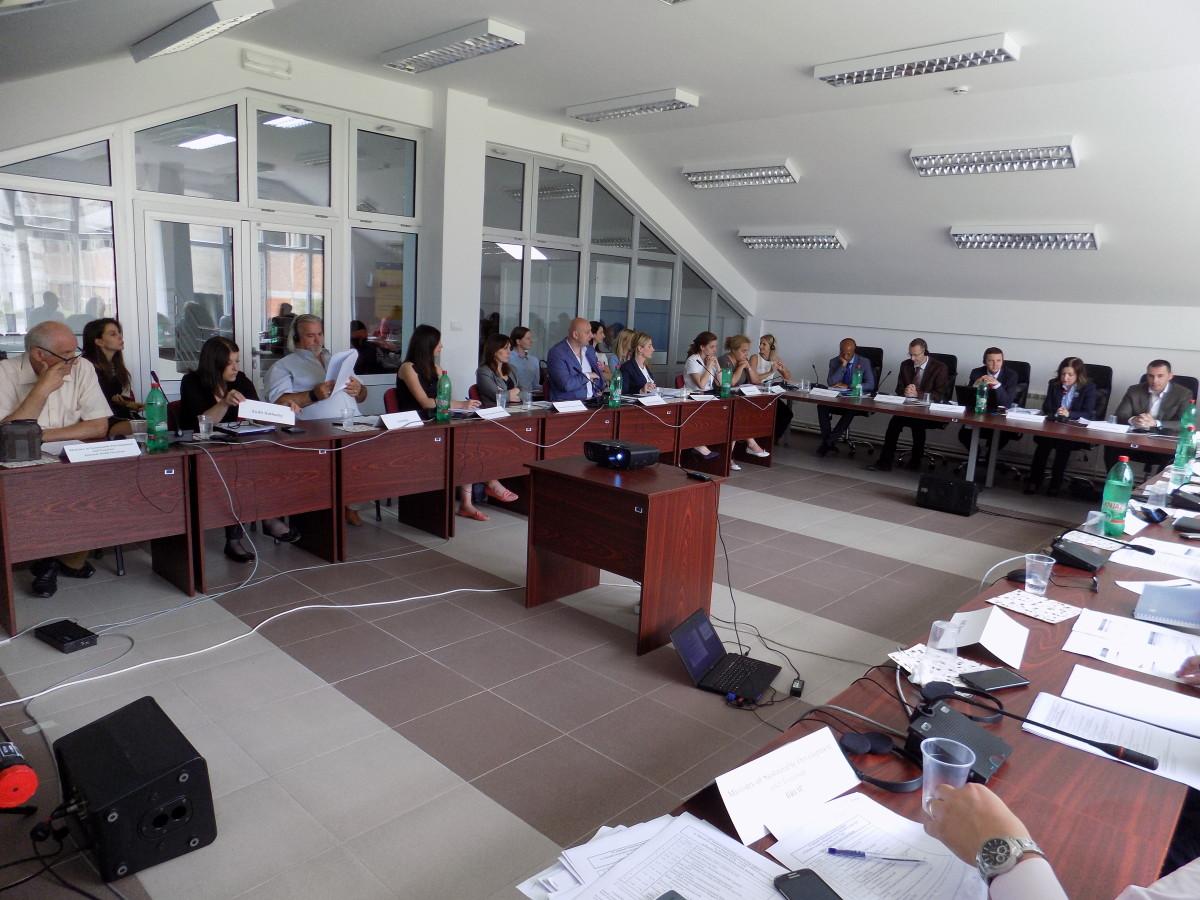 Састанак одбора за праћење реализације оперативног програма регионалног развоја
