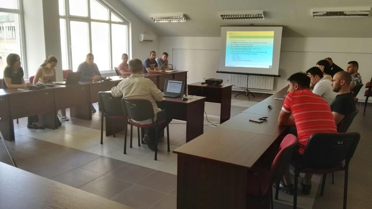 "Treća i četvrta radionica TOB na temu ""Digital promotion tools"""