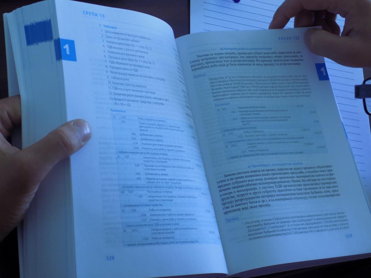 Припрема за предстојећи испит
