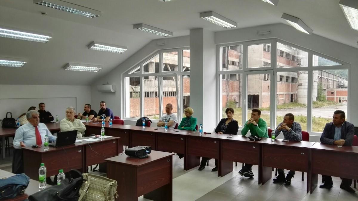 Туристичке развојне шансе сјевероисточне Црне Горе, туризам и бизнис
