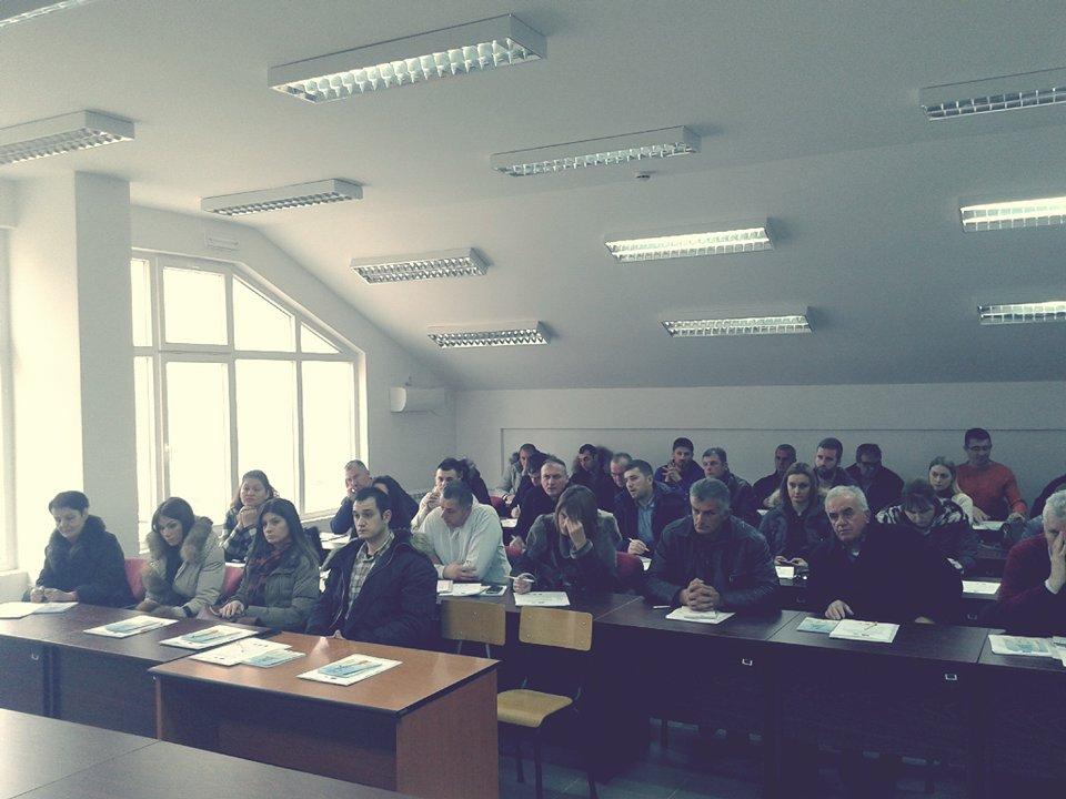 Обука на раду и менторинг за жене и младе са фокусом на сјевероисточни регион