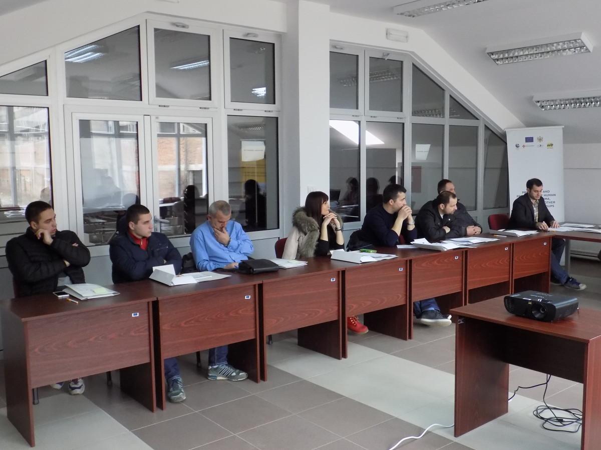 Мотивациони и антидискриминациони тренинг за послодавце