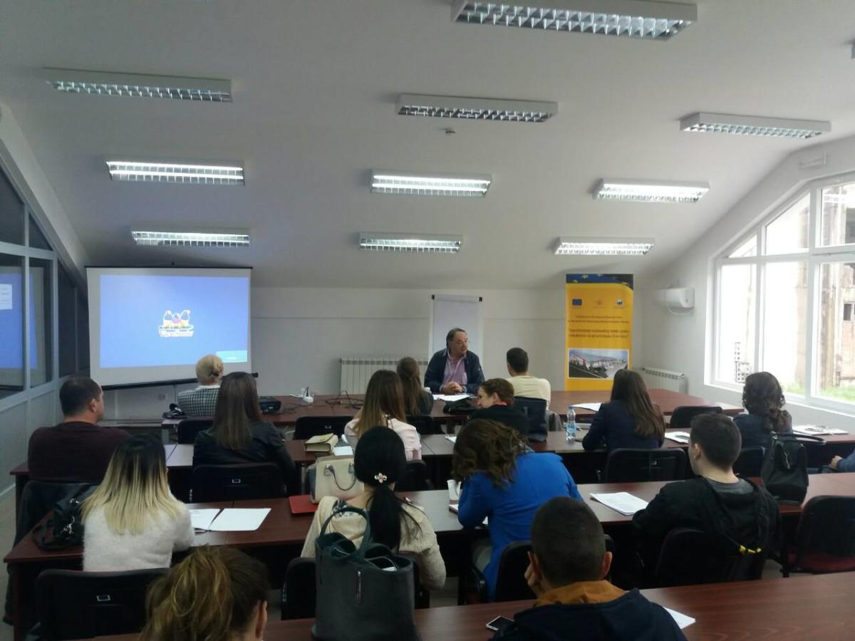 Poslednje predispitno predavanje Instituta računovođa i revizora Crne Gore
