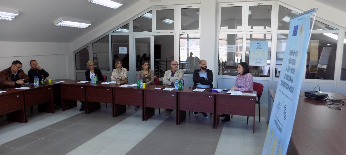 Састанак у организацији Хелп-а