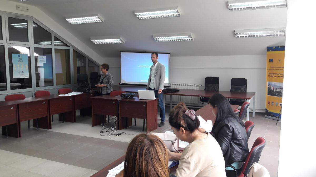 Ново предавање у Регионалном бизнис центру Беране