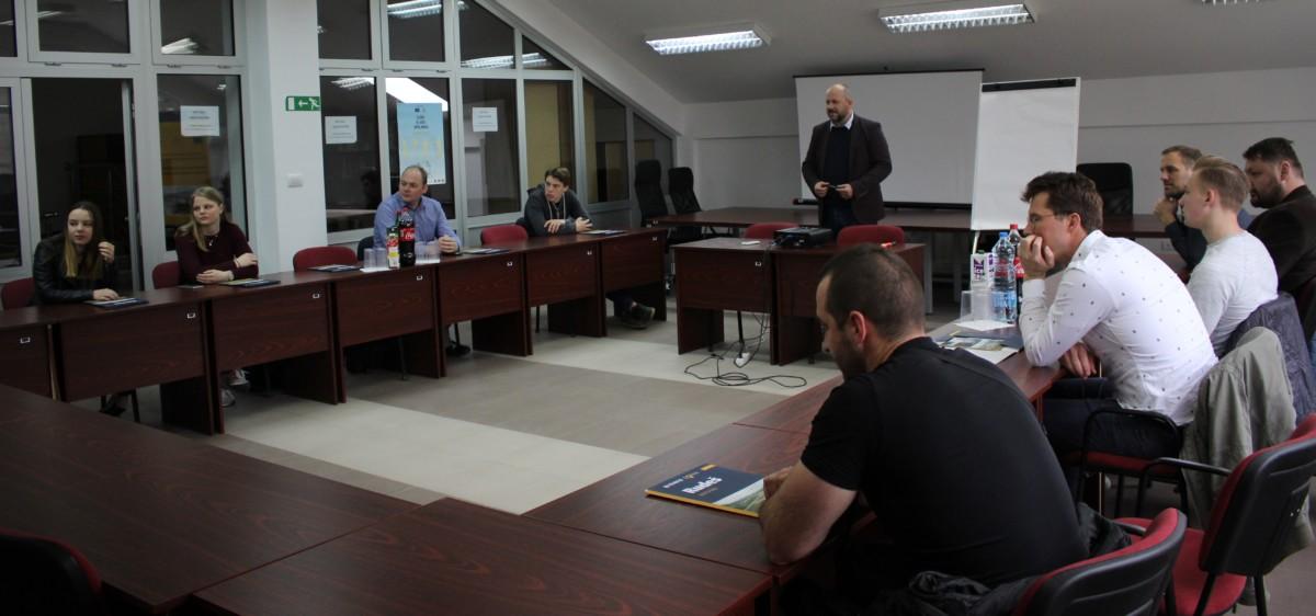 Holandski Univerzitet u posjeti preduzetnicima iz Berana